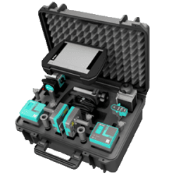 MEAX MT20 comes in a small and sturdy case which makes it very easy to bring along with you.