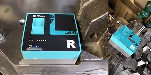 Machine tooling calibration and machine measuring with MEAX